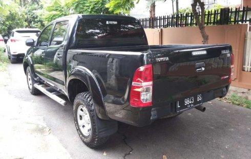 DKI Jakarta, Toyota Hilux E 2014 kondisi terawat