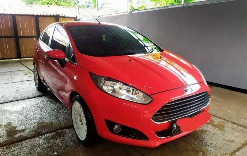 Mobil Ford Fiesta 2013 S terbaik di Banten