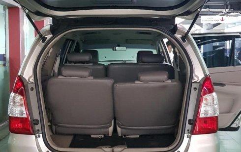 Jual Cepat Toyota Kijang Innova 2.5 G 2012 di Jawa Tengah