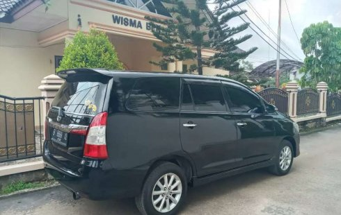 Mobil Toyota Kijang Innova 2012 G dijual, Sumatra Selatan