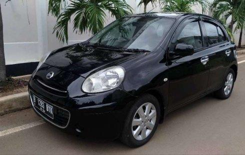 Nissan March 2013 DKI Jakarta dijual dengan harga termurah