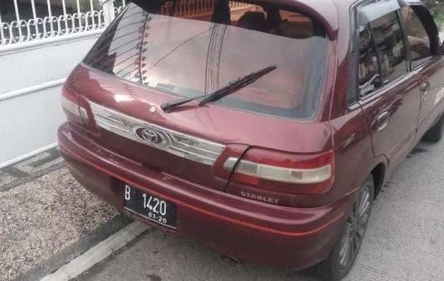 Mobil Toyota Starlet 1995 dijual, Banten