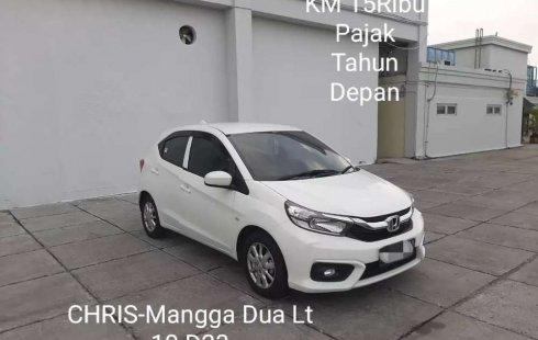DKI Jakarta, jual mobil Honda Brio E CVT 2018 dengan harga terjangkau