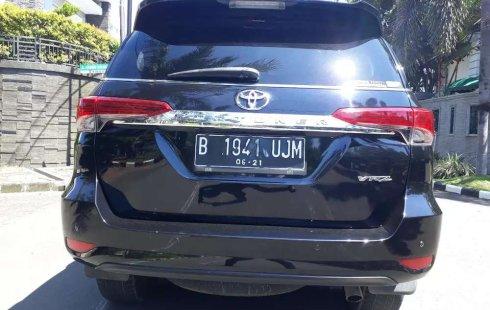 Jual mobil Toyota Fortuner VRZ 2016 bekas, DKI Jakarta