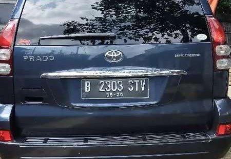 Jual Toyota Land Cruiser Prado 2005 harga murah di DKI Jakarta