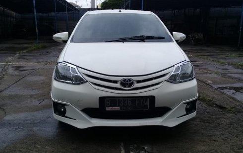 Jual mobil Toyota Etios Valco G 2013 terawat di Jawa Barat