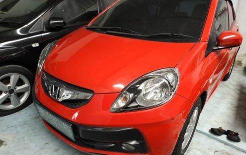 Jual mobil Honda Brio E 2014 dengan harga murah di DIY Yogyakarta