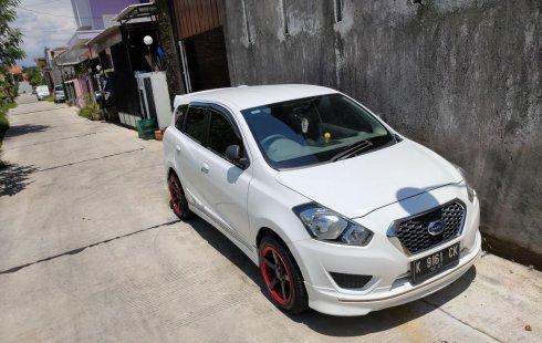 Jual Cepat Mobil Datsun GO+ Panca 2016 di Jawa Tengah