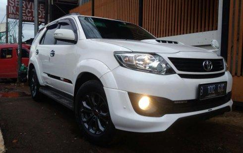 Jawa Barat, dijual mobil Toyota Fortuner G TRD 2015 bekas