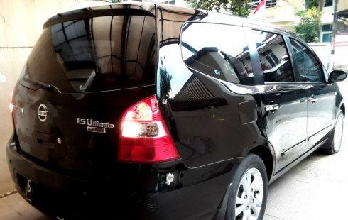 Jual mobil Nissan Grand Livina 1.5 Ultimate 2012 murah di DKI Jakarta