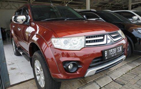 Jual Cepat Mitsubishi Pajero Sport Exceed AT 2013 di Bekasi