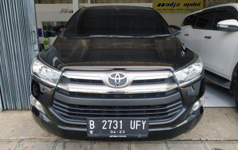 Jual mobil bekas Toyota Kijang Innova 2.4G 2018 murah di Jawa Barat
