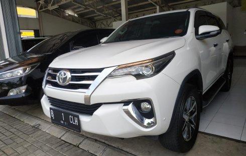 Jawa Barat, Mobil bekas Toyota Fortuner VRZ AT 2016 murah