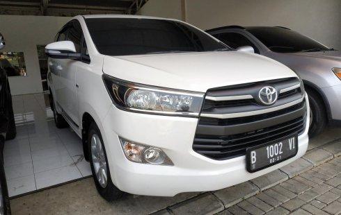 Dijual mobil Toyota Kijang Innova 2.0 G Luxury AT 2016 terawat di Jawa Barat