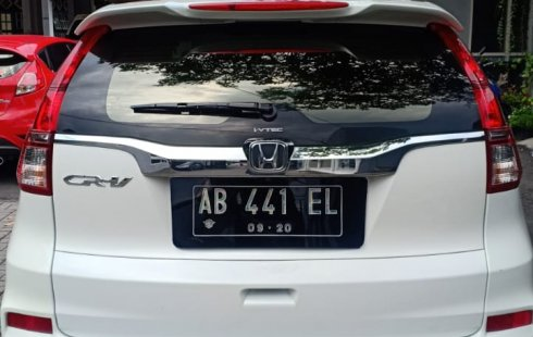 Mobil Honda CR-V 2.0 2015 dijual, DIY Yogyakarta