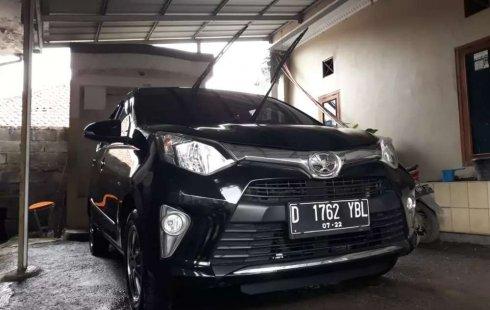 Mobil Toyota Calya 2017 G dijual, Jawa Barat