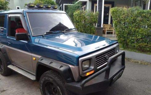 Jual mobil bekas murah Daihatsu Feroza 1.6 Manual 1997 di DKI Jakarta