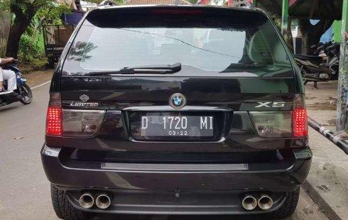 Dijual mobil bekas BMW X5 E53 Facelift 3.0 L6 Automatic, Jawa Barat