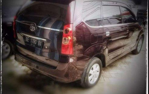 Toyota Avanza 2011 Lampung dijual dengan harga termurah