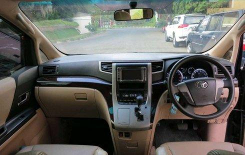 Mobil Toyota Alphard 2014 X dijual, DKI Jakarta