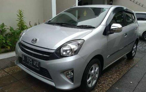 Toyota Agya 2016 Banten dijual dengan harga termurah