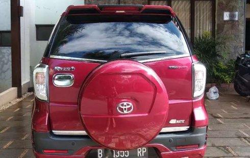 Banten, jual mobil Toyota Rush TRD Sportivo 2015 dengan harga terjangkau