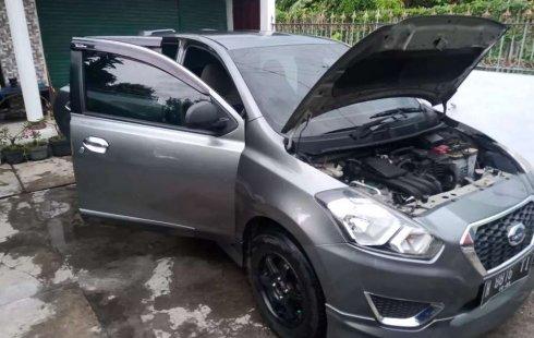 Jawa Tengah, Datsun GO T 2014 kondisi terawat