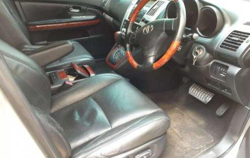 Dijual mobil bekas Toyota Harrier 300G Premium, DKI Jakarta