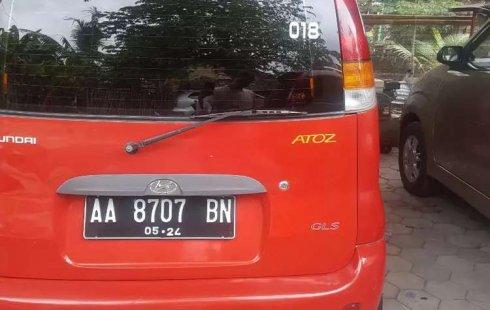 Jawa Tengah, Hyundai Atoz GLS 2000 kondisi terawat