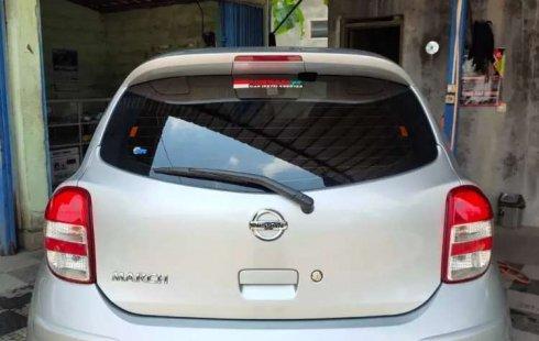 Mobil Nissan March 2011 1.2L dijual, DIY Yogyakarta