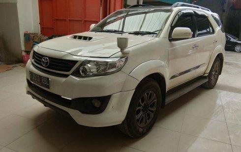 Mobil bekas Toyota Fortuner G VNT TRD AT 2.5 AT 2014 dijual, Jawa Barat