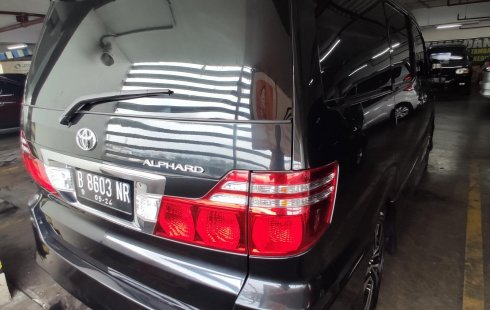 Dijual Mobil Toyota Alphard V 2007 di DKI Jakarta