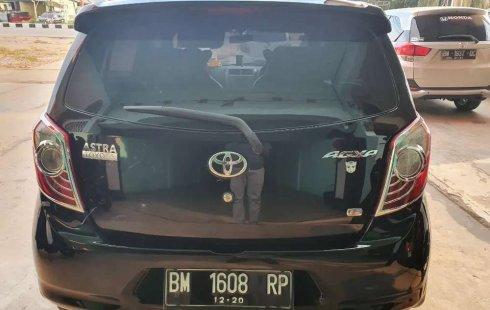 Jual cepat Toyota Agya G 2015 di Riau