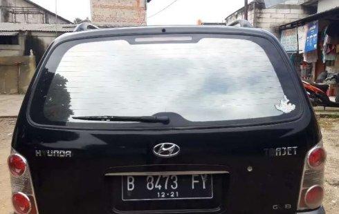 Jual cepat Hyundai Trajet GL8 2006 di Banten