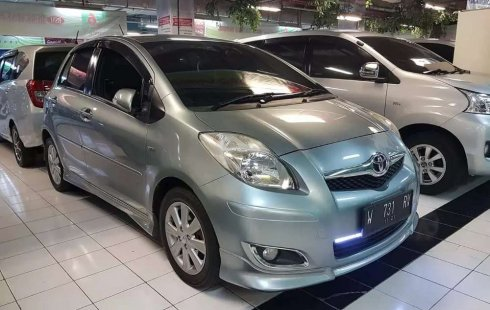 Mobil Toyota Yaris 2010 S Limited terbaik di Jawa Timur