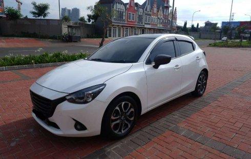 Mazda 2 2015 Banten dijual dengan harga termurah