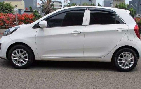 Mobil Kia Picanto 2012 SE dijual, DKI Jakarta