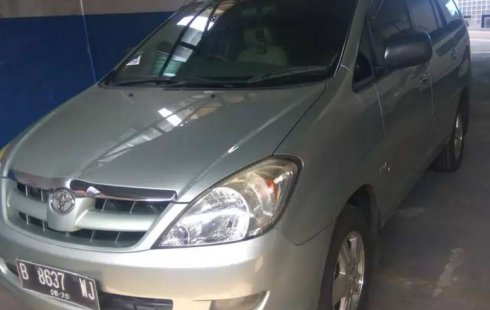 Toyota Kijang Innova 2005 DKI Jakarta dijual dengan harga termurah