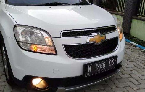 Mobil Chevrolet Orlando 2012 LT dijual, Jawa Timur