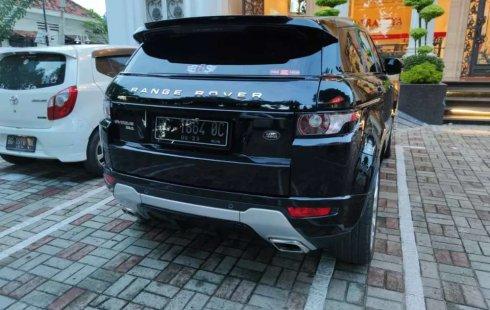 Land Rover Range Rover Evoque 2012 Sumatra Selatan dijual dengan harga termurah