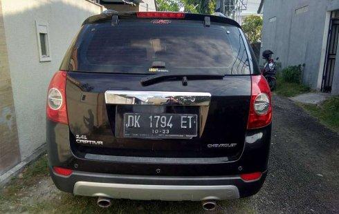 Chevrolet Captiva 2011 Bali dijual dengan harga termurah