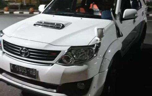 Dijual mobil bekas Toyota Fortuner TRD, Jawa Tengah