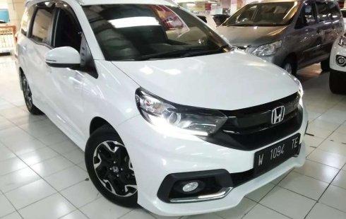 Jual cepat Honda Mobilio RS Limited Edition 2019 di Jawa Timur
