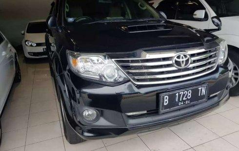 Mobil Toyota Fortuner 2014 G terbaik di Banten