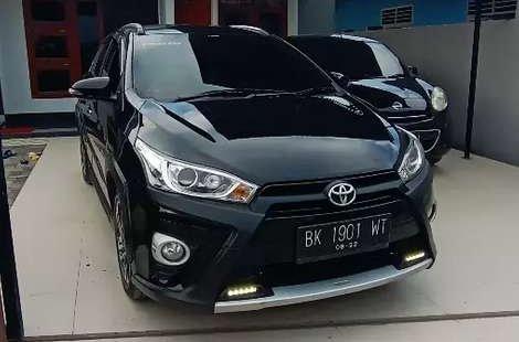 Jual mobil bekas murah Toyota Yaris Heykers 2017 di Sumatra Utara