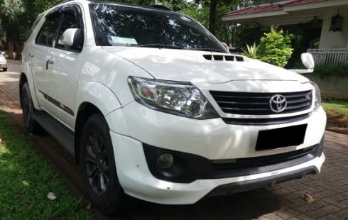 Jawa Barat, dijual mobil Toyota Fortuner 2.5 G TRD VNT AT 2014 bekas