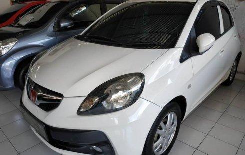 Dijual Mobil Honda Brio E 2012 di DIY Yogyakarta
