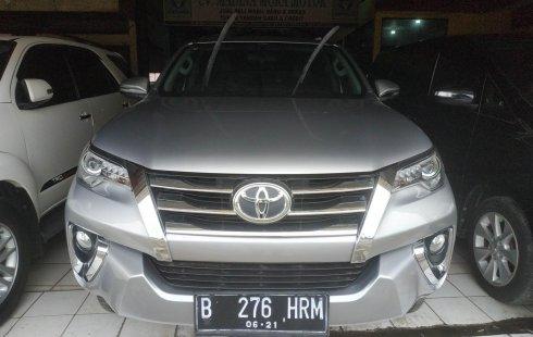Jawa Barat, dijual mobil Toyota Fortuner VRZ 2016 bekas