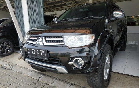 Jual mobil Mitsubishi Pajero Sport Dakar AT 2014 murah di Jawa Barat