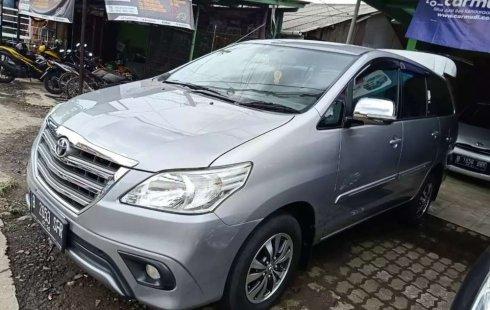 Jual cepat Toyota Kijang Innova 2.0 G 2015 di DKI Jakarta